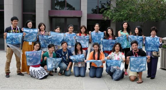 Taikai Ryukyu Textiles Workshop_072613