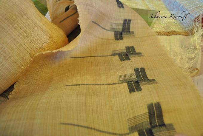 Ryukyu Textiles Presentation